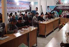 دوره آموزشی خدمات پس از فروش استان خراسان شمالی