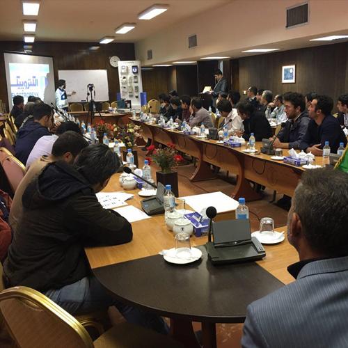 سمینار آموزشی استان اردبیل