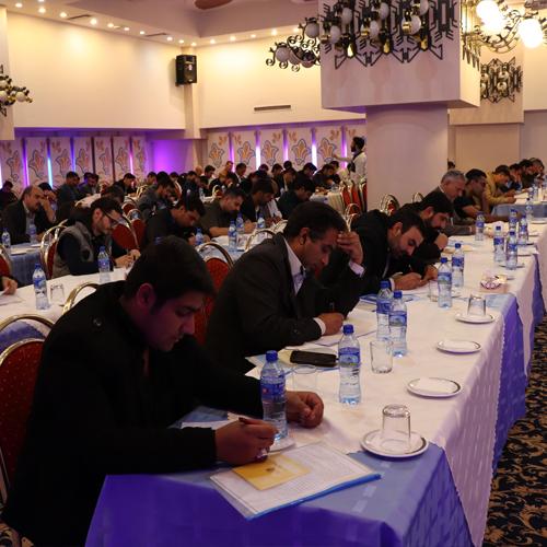 سمینار آموزشی نمایندگان استان کرمان