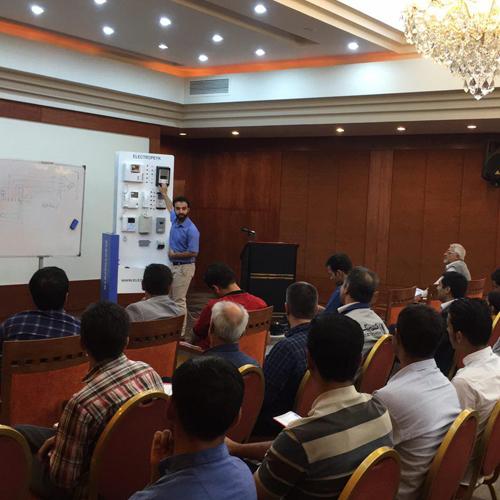 سمینار آموزشی استان بوشهر زنجان
