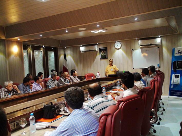 برگزاری سمینار آموزشی الکتروپیک و یوتاب در شهر ارومیه